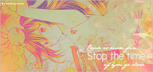 Stop... by Cook-chan