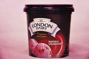 London Dairy by Esraa-hussein