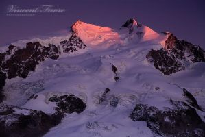 Monte rosa by vincentfavre