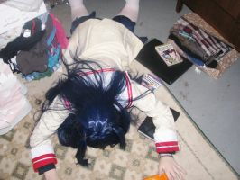 oh kotomi fell by CosplayCuties