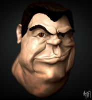 ZBrush Doodle by Ushaan