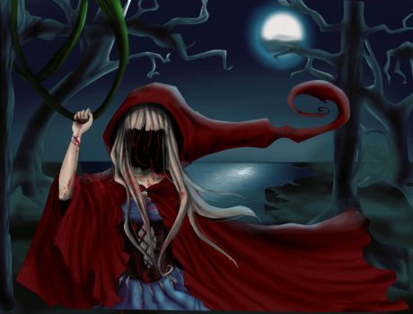 Grave Red Riding Hood by HPCS2