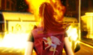 Claire Redfield by HopeLope