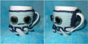 Octopus mug by Spring-Fairy