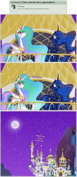 And the moon Stares back by grievousfan