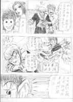 soccer manga - pg 9 by Clivelee