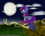 Night Wishes by victoreach