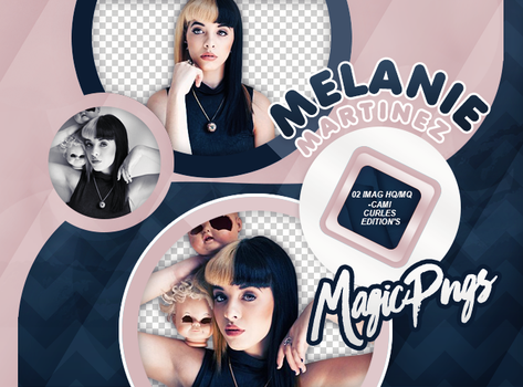 PACK PNG 708|MELANIE MARTINEZ by MAGIC-PNGS