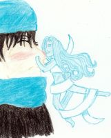 Jack Frost Nipping by Vinty