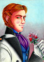 Prince Hans by Lord-Aragoon