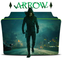 Arrow - Folder Icon by RST-420