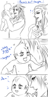 Fenrir Daddy's evil laughter by lerato
