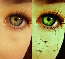 Green Eye by whyou