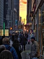 The Avenues of New York by steeber