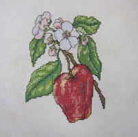 The Magnificent Apple by Mattsma
