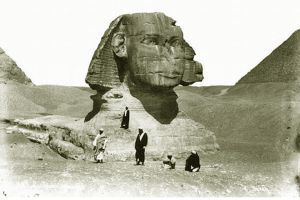 Sphinx rare shot by ahmedyousri