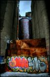 Graffiti Land by particle-fountain