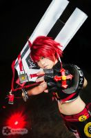 Elsword online: Elsword- Rune Slayer by Zeneithh