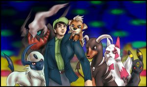 Hannibal - Pokemon Team Graham by FuriarossaAndMimma