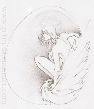 angel_egg by P4M