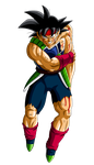 Bardock (battle damaged) by orco05