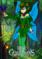 Mother Nature ~+Rise of the Guardians Fanart+~ by Masterstevo