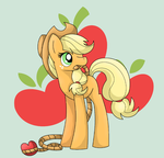 Applejack by mississippikite