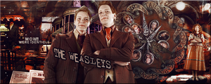 The Weasleys Signature by VaL-DeViAnT