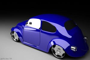 VW bug2 by zephcrazy