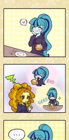 Two cream puffs 2 by maron0807