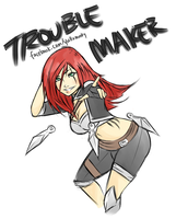 Trouble Maker by Yama-San