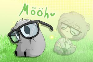 Mooh by ChosenVowels