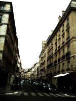 Streets of Paris by CaitlynEdwards91