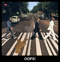 Subvertising - Abbey Road by Sanji91