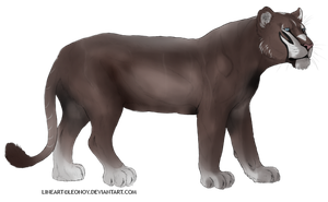 Lion Adopt Auction by SinAdopts