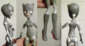 Bare Body Mods: MH CATWOMAN by mourningwake-press