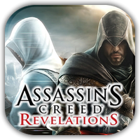 AC Revelations Game Icon by Wolfangraul