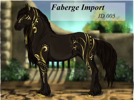 Faberge Import 005 by LiaLithiumTM
