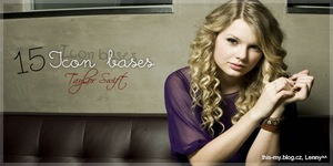 Icon bases - Taylor Swift by Lenny-art