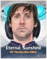 Jim Carrey_Eternal sunshine by AndrewLaFish-Arts