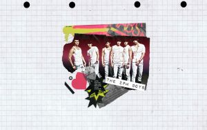 2PM_THE BOYS_WALLPAPER by janin2pm