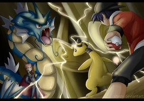 Against The Champion by shazy