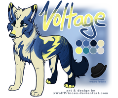Voltage by xWolfPrincex
