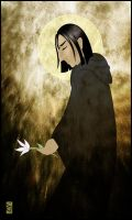 Snape Mourns by ShatteredSwords