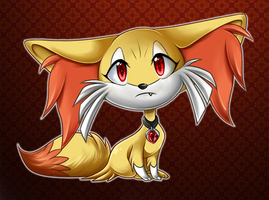 Freya the Fennekin by Nestly