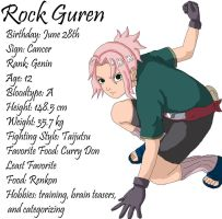 Guren: Full Profile by atemuzuko
