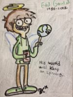 Edd Gould by BuddyComics