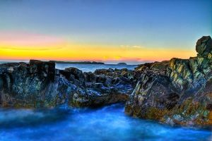 Rugged Newfoundland Shore HDR5 by Witch-Dr-Tim