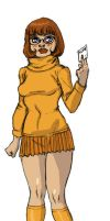 Velma gets color by ColtNoble