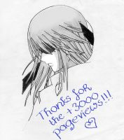 Riku Says Thank You by WishingDreamer5